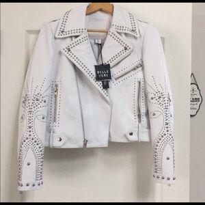 Jackets & Coats - SALE🌺Leather Belle Verre xs NVR worn retail $495